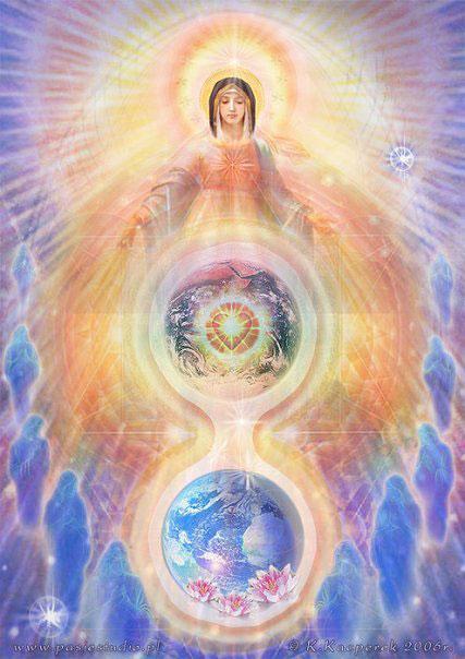 SAI Blog Divine Mother
