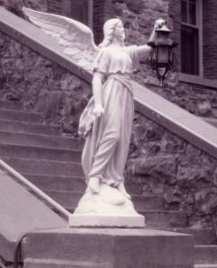 Angel of Mercy and Prayer