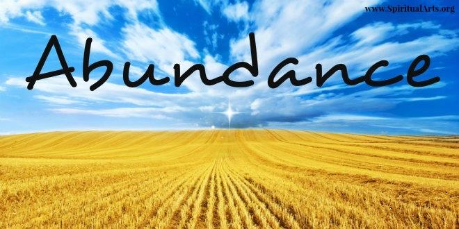 SAI Blog Prosperity Prayer
